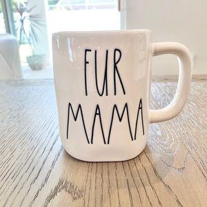🐈 🐕 Rae Dunn Fur Mama Mug